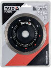Disc diamantat 125mm 1.6mm