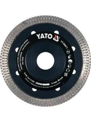 Disc diamantat 115mm 1.6mm