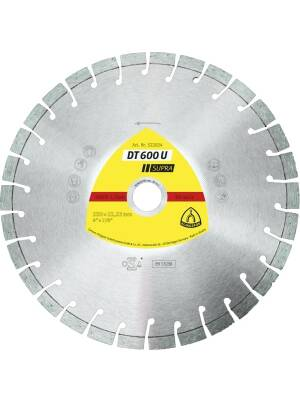 Disc diamantat 125mm DT600U taiere uscata